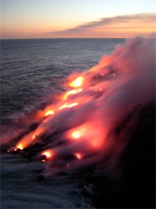 Lava-on-Water