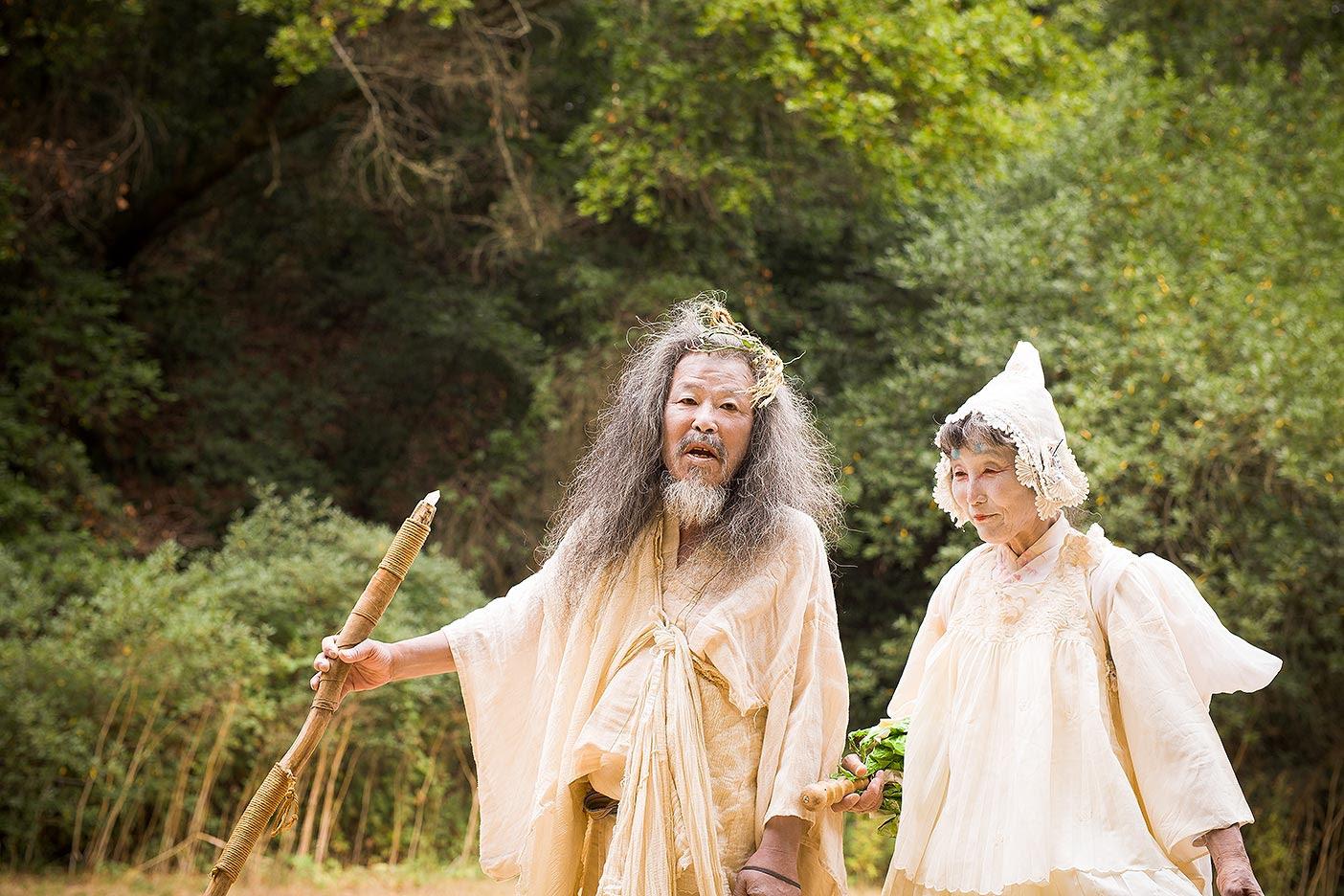 Hiroko and Koichi Tamano