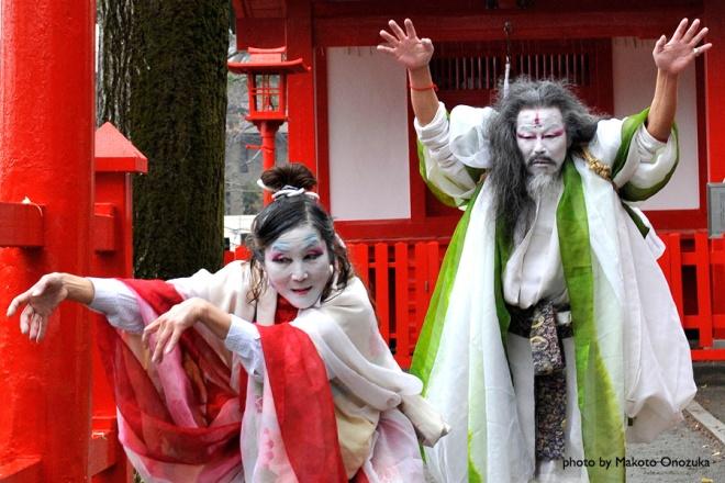 Koichi and Hiroko Tamano, SSII: Post Butoh Fest