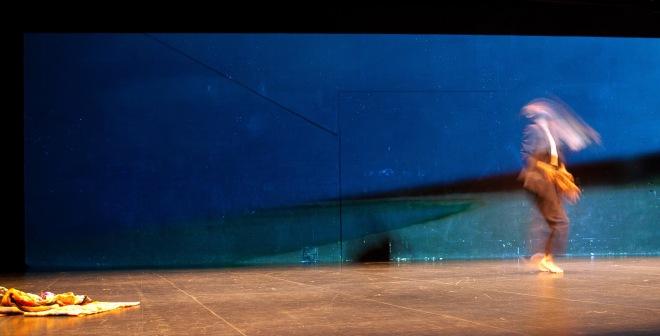 Tadashi Endo in Fukushima Mon Amour. Photo: Marciej Rusinek
